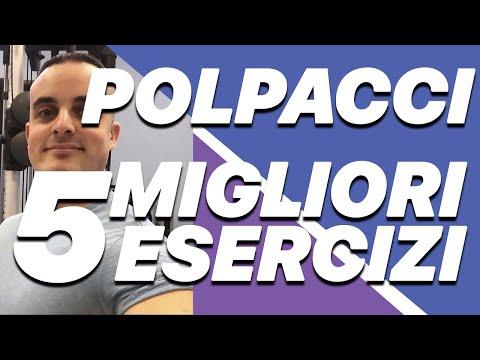 Esercizi Polpacci: i 3 migliori