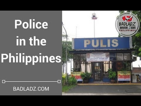 Philippines Police - The Real Truth - Police in the Philippines