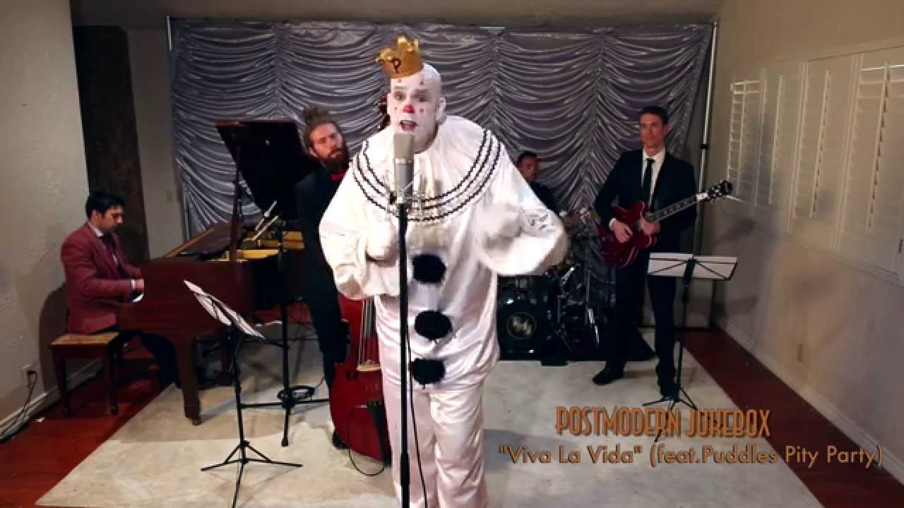 Viva La Vida – Sad Clown Style Coldplay Cover ft. Puddles Pity Party