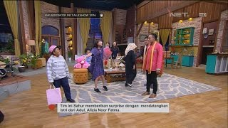 Video Kaleidoskop Ini Talkshow 2016 - Adul Merayu Haruka, Kaget Istrinya Datang MP3, 3GP, MP4, WEBM, AVI, FLV Agustus 2018