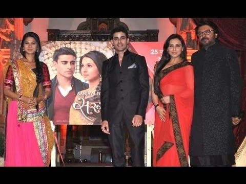 Sanjay Leela Bhansali's Saraswatichandra LAUNCH