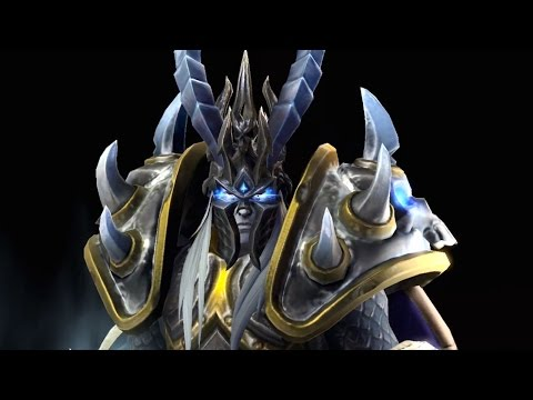 Heroes of the Storm - Rehgar Skins Trailer