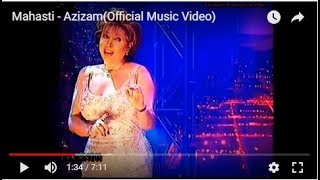 Azizam Music Video Mahasti