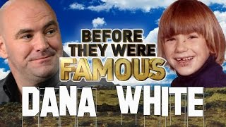 Video DANA WHITE - Before They Were Famous - UFC President MP3, 3GP, MP4, WEBM, AVI, FLV Oktober 2018