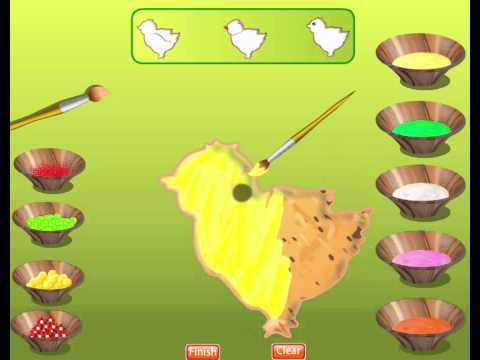 Cooking Game Video-Sara's Cooking Class  Easter Sugar Cookies