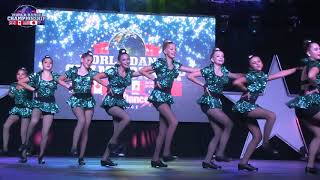 """The Dance Corner's """"Rich Girls"""" earned a bid at the Starpower Hartford regional competition to attend the World Dance..."""