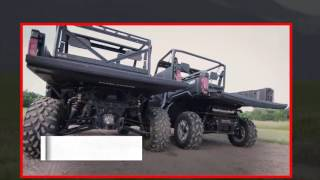7. Polaris RANGER XP 900 vs. Can-Am Defender HD8 - Polaris Off Road Vehicles