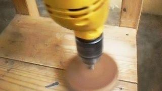 Video Como hacer una lijadora para madera con un taladro (inventos caseros faciles) MP3, 3GP, MP4, WEBM, AVI, FLV November 2017