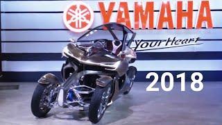 Video The Yamaha 2018 Motorcycles - Show Room JAPAN MP3, 3GP, MP4, WEBM, AVI, FLV Maret 2018