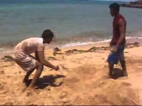 John Cena vs Randy Orton 2011 à Djibouti