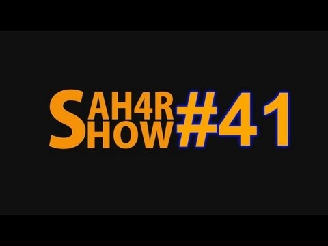 Sah4R show #41 Домой на маршрутке