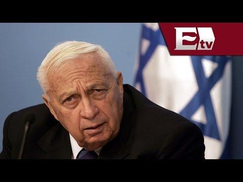 Muere Ariel Sharon  ex Primer Ministro de Israel  a los 86 años tras permanecer en coma