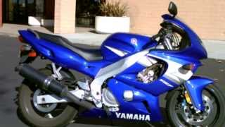 9. Contra Costa Powersports-Used 2004 Yamaha YZF600R sport motorcycle