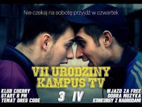 DRES CODE - 7. Urodziny KampusTV!