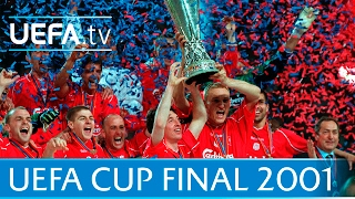 Download Video 2001 UEFA Cup final highlights - Liverpool-Alaves MP3 3GP MP4
