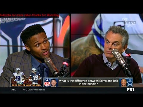 BRICE BUTLER SNITCHES ON DEZ BRYANT, COACHING AND DALLAS COWBOYS ORGANIZATION