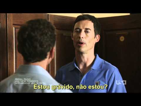 Royal Pains - 3x11 - A Farewall to Barnes - Sneak Peek - Legendado PT-BR