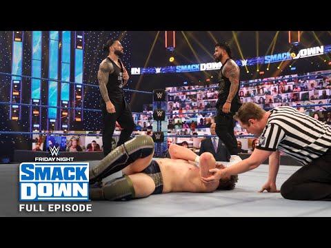WWE SmackDown Full Episode, 30 October 2020