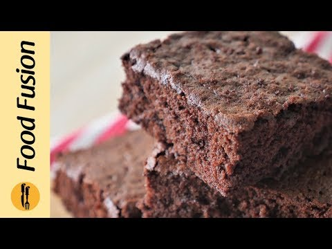 Chocolate Brownie Recipe By Food Fusion
