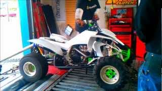 9. PREracing 2004 YFZ450 with mods