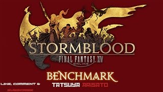 """So the next expansion for Final Fantasy XIV is coming out soon, so to get ready for Stormblood (well not really ready for, more so as an experiment and also for fun) I decided to do the benchmark for, well, Stormblood lol. just to see how it runs on my PC and how it stacks up to the other 4 benchmarks. If you look, you can also see a blue line in the meter. That is what my test was before I opened OBS and started recording. It's very interesting to see the differences between all the different benchmark scores on the same PC. I'll post links to the others  as well as the download link to this benchmark down in the comments below.Specs -Video Card: NVIDIA GeForce GTX 970 (Well, the EVGA version of it) Processor: Intel(R) Core(TM) i5-3570K CPU @ 3.40GHz (4 CPUs), ~3.4GHzMemory: 16384MB DDR3 RAMIf you like this video, please hit """"Like"""" or """"Subscribe"""" for more videos! ^,^-------------------------------------------------------------------------------------------------------------------------------------------------------------The Boring Junk! :P-------------------------------------------------------------------------------------------------------------------------------------------------------------Watch me live on Twitch!http://twitch.tv/tatsuya227Enjoy the music from my Soundcloud!https://soundcloud.com/jordin-iuvaleFollow me on Twitter!https://twitter.com/TatsuyaArisatoFINAL FANTASY® XIV: A Realm Reborn™https://store.sonyentertainmentnetwor...FINAL FANTASY is a registered trademark of Square Enix Holdings Co., Ltd.FINAL FANTASY XIV © 2010-2015 SQUARE ENIX CO., LTD. All Rights Reserved."""