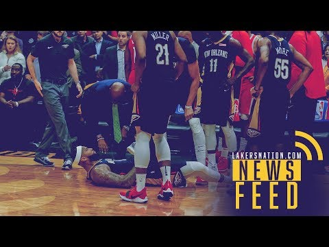 Video: LN News Feed: How DeMarcus Cousins' Achilles Injury Impacts NBA Trade Deadline, Free Agency