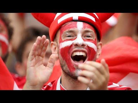 Fußball-WM Gruppe C: Frankreich und Dänemark im Achte ...