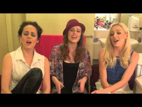 New York New York with Lucy Maunder, Laura Murphy and Gretel Scarlett