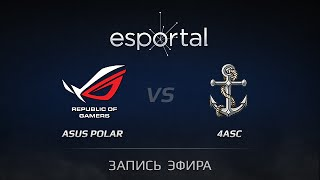 ASUS.Polar vs 4Anchors, game 2