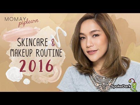 โมเมพาเพลิน : Skincare & Makeup Routine 2016