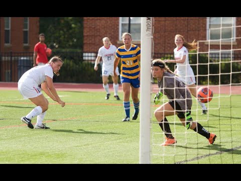 Women's Soccer Highlight vs Salem College