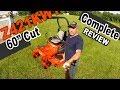 Download Lagu kubota zero turn mower review - Z421 KWT 60 Kommander Pro Mp3 Free