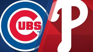 Video 8/26/17: Cubs belt six home runs to beat Phillies MP3, 3GP, MP4, WEBM, AVI, FLV Oktober 2017