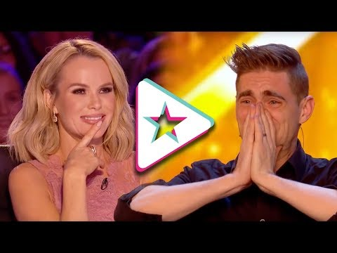 Top 5 Мagicians | Britain's Got Talent 2017 (видео)