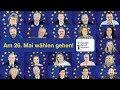 Europawahl 2019 - wir gehen wählen!