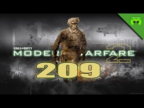 MODERN WARFARE 2 # 209 - Storm Battle «»  Let's Play Modern Warfare 2 | HD