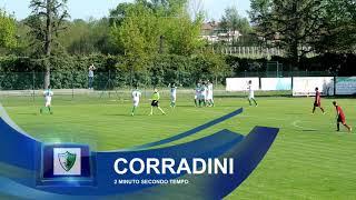 Dilettanti - Promozione, highlights Arcetana-La Pieve Nonantola 3-0