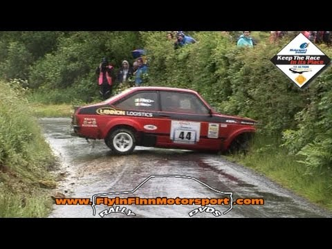 rally - Three days of top class rallying in the Hills Of Donegal. 15 minutes of highlights and still lots of unseen action. Planning on making a epic dvd featuring e...