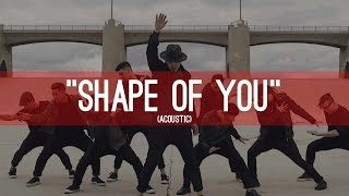 """Ed Sheeran """"Shape of You (Acoustic)"""" 
