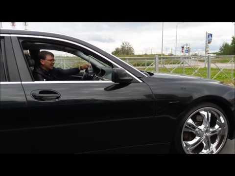 BMW 745  wheels  22