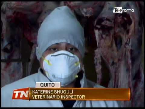 Empresa de rastro cumple protocolos de sanidad en producción de carne