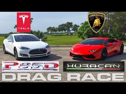 «Итальянец» покарал Tesla Model S