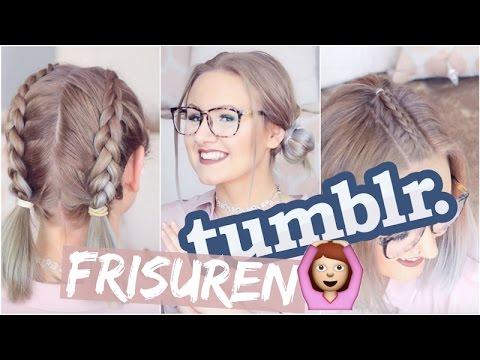 TUMBLR Frisuren - Einfacher als gedacht?? | ViktoriaSarina