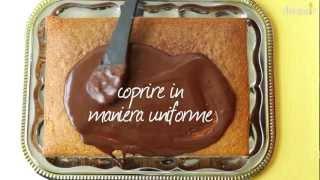 Videoricetta: torta alla carota nel frullatore