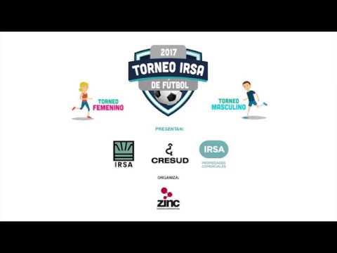 Torneo de Fútbol - IRSA 2017