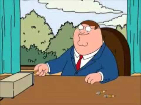 Family Guy   3x03   Mr  Griffin pencil sharpener