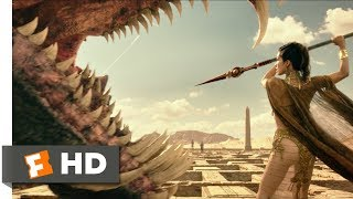 Nonton Gods of Egypt (2016) - The Goddess & The Giant Snakes Scene (5/11) | Movieclips Film Subtitle Indonesia Streaming Movie Download