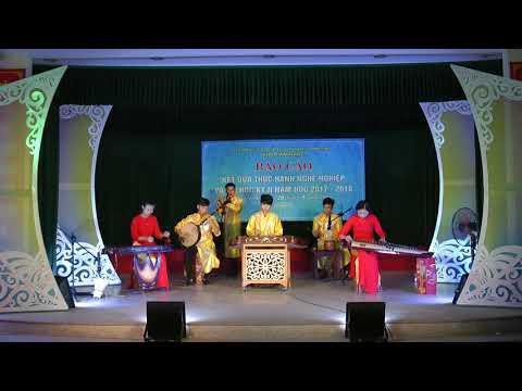 Hợp xướng nhạc cụ dân tộc: Lới lơ - Con gà rừng