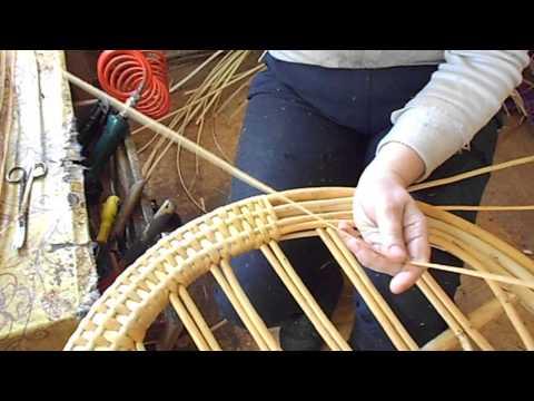 плетёная мебель делаем сами - DomaVideo.Ru