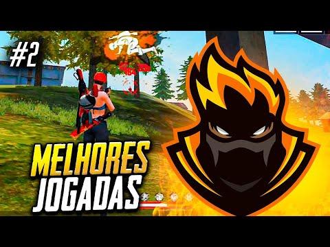 MELHORES JOGADAS #2 - BLACKN444 FREE FIRE